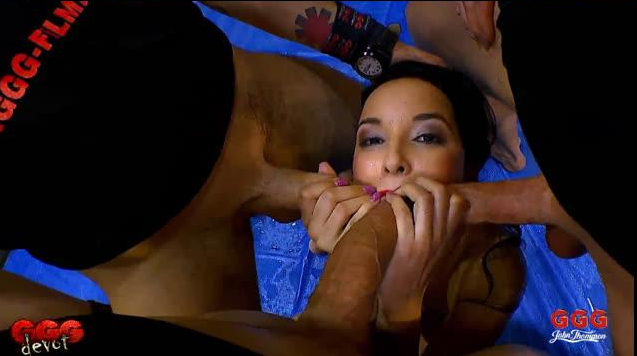 GGGDevot – Brittany Bardot , Francys Belle – Cum And Piss GERMAN