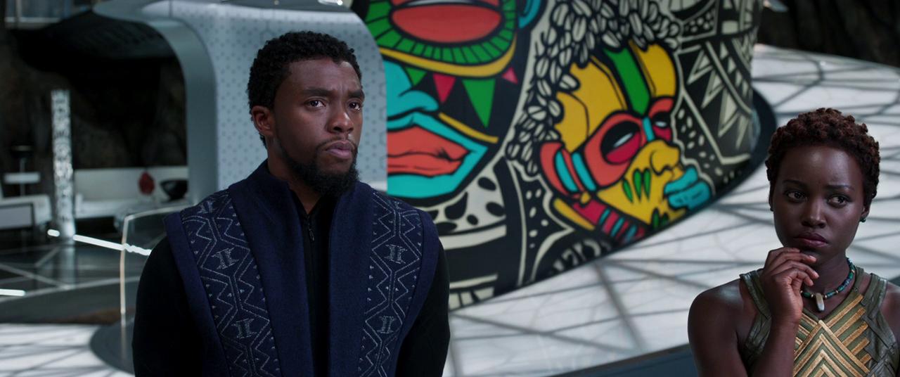Czarna Pantera / Black Panther (2018)