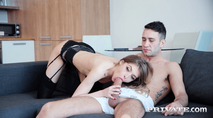 Private  – Rihannon Ryder  – Debuts With Facial