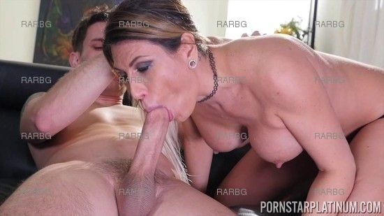 PornstarPlatinum – Makayla Cox Big Cock Gagging