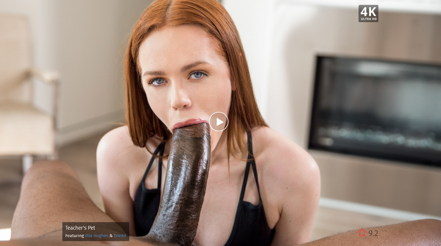 Blacked – Teacher's Pet – Ella Hughes