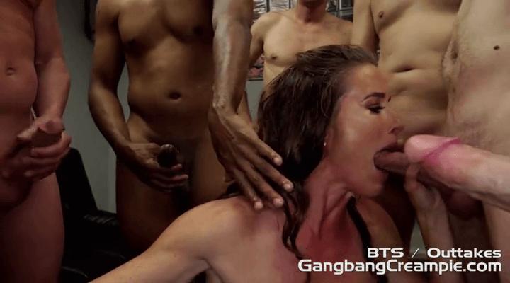 GangbangCreampie – G163 Sophie Marie