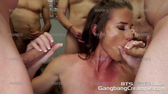 GangbangCreampie – G163 Sophie Marie BTS