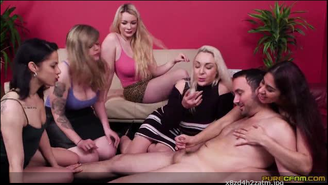 PureCFNM  – Madison Stuart, Myla Elyse , Penny Lee – Stripper Recognized